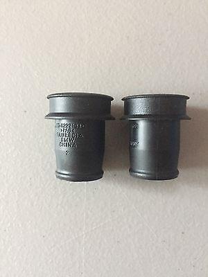 BMW 1 3 4-7 Series Cigarette Lighter Block-Off Plug OEM Genuine 61349316116 2PCS