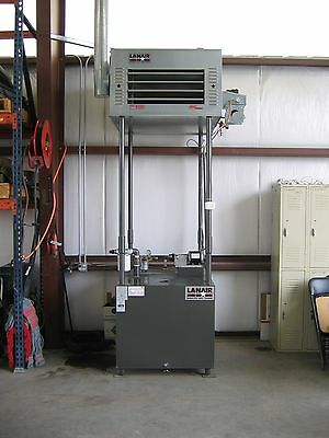 Waste Oil Heaterfurnace Lanair Mx150 With Tank And Chimney Free Ship Hot Heat