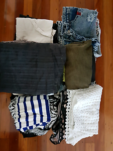 Bulk womans cloths size 8 and small Chermside West Brisbane North East Preview