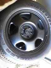 """Brand New 17"""" SUV Rims and Tyres 225/65/17 Perth CBD Perth City Preview"""