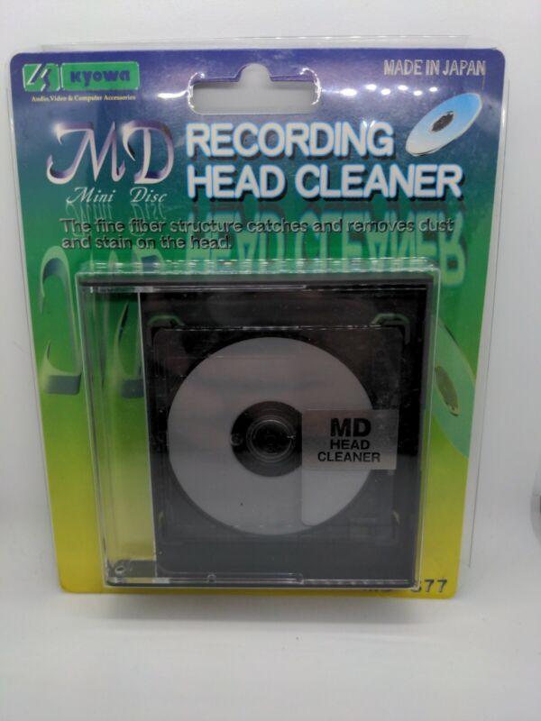 Kyowa Mini Disc head & lens cleaner - new MD-877 made in japan