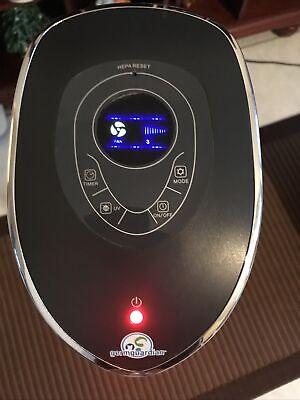 Germ Guardian AC5250PT True HEPA Simple Filter Air Purifier Quiet 28 Inch Black