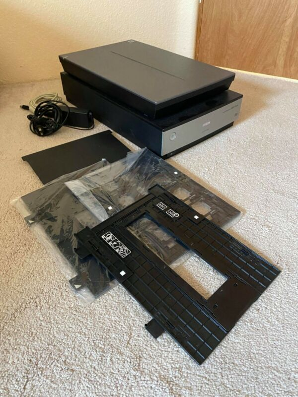 Epson Perfection V800 Pro Flatbed Scanner with Film Holders