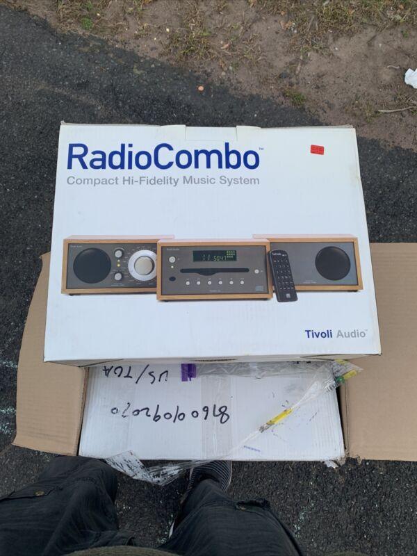 Tivoli Radio Combo Model Two New