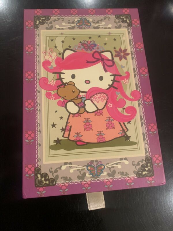 Tarina Tarantino Pink Head Collection Sanrio Hello Kitty Stationary Note Cards