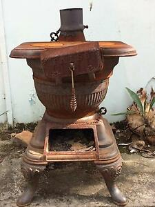 Pot Belly Stove Maryville Newcastle Area Preview