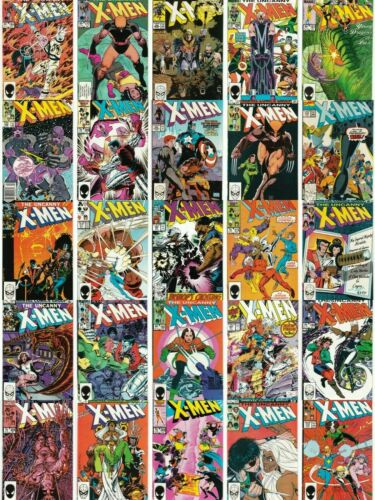 UNCANNY X-MEN VOL 1 ISSUES #153 - #294 YOU PICK - COMPLETE YOUR RUN NICE BOOKS
