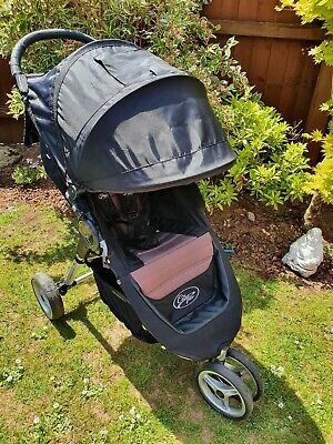 Baby jogger citi mini Pushchair Pram Stroller City Black  Easy Fold Fab To Push segunda mano  Embacar hacia Spain