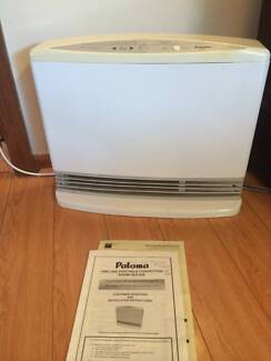 Paloma Gas Heater Naremburn Willoughby Area Preview