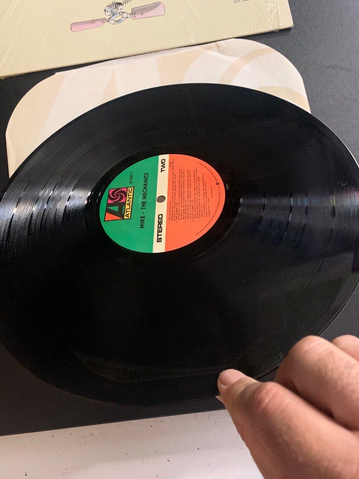 LP RECORD - MIKE THE MECHANICS - ATLANTIC RECORDS - $9.99