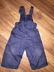 Toddler snow pants size 18-24 months