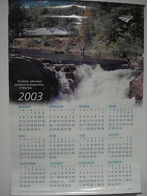 Amtrak Calendar 2003