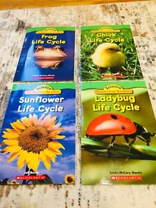 Science Vocabulary Readers (4 Books - $2)