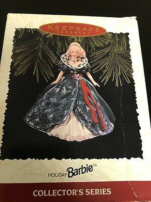 Hallmark Keepsake Ornament '98 Holiday Barbie Limited Edition Collector's Series