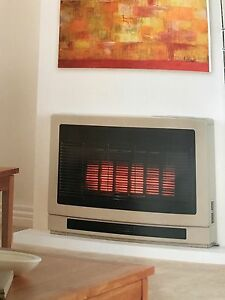 Rinnai Flued Space Gas Heater Belmont Lake Macquarie Area Preview