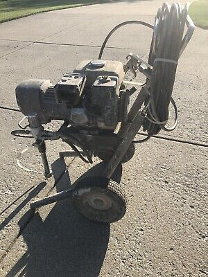 Graco 5000 Gm Honda Engine Paint Sprayer