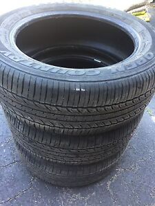 Toyota Highlander Toyo Open Country A20 245/55/19 tires