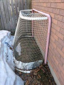 Heavy Duty Hockey net