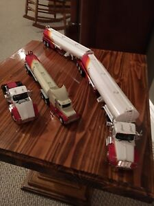 Flying J die cast truck collection