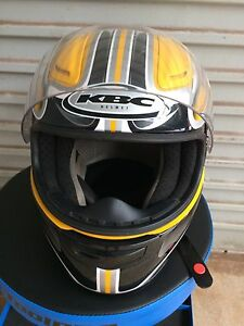 Road and dirt bike helmets Somerset Waratah Area Preview