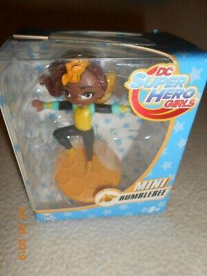 Bumblebee Superhero (DC Superhero Girls Bumblebee Mini Figure DC Comics Figurine)