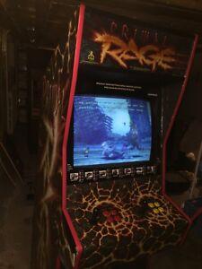 Working Primal Rage Arcade cabinet.