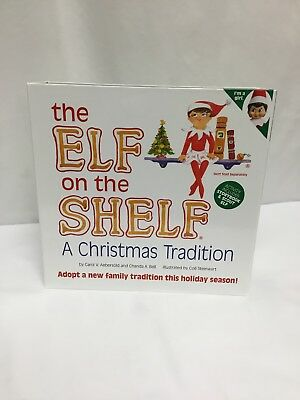 The Elf on the Shelf: A Christmas Tradition Book & Girl Elf - Elf On The Shelf Adult