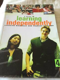 A Guide to Learning Independently booklet Bayswater Bayswater Area Preview