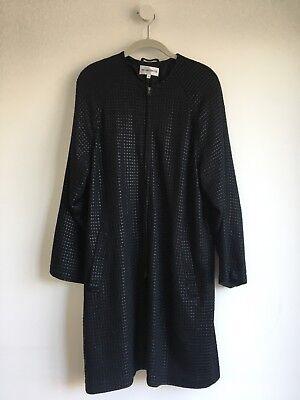 Ann Demeulemeester Embroidered Bomber Coat