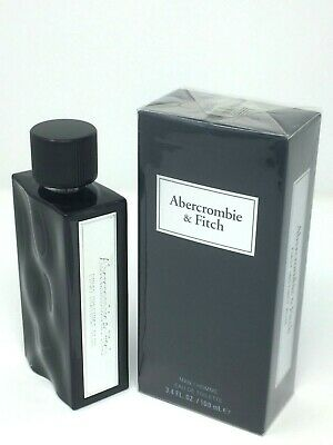 Abercrombie & Fitch First Instinct Blue Cologne For Men Edt Spray 3.4 oz / 100ml