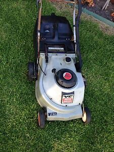 Victa 2 Stroke Self Propelled Lawn Mower Altona Hobsons Bay Area Preview