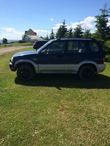 Jeep Suzuki grand vitara 2003