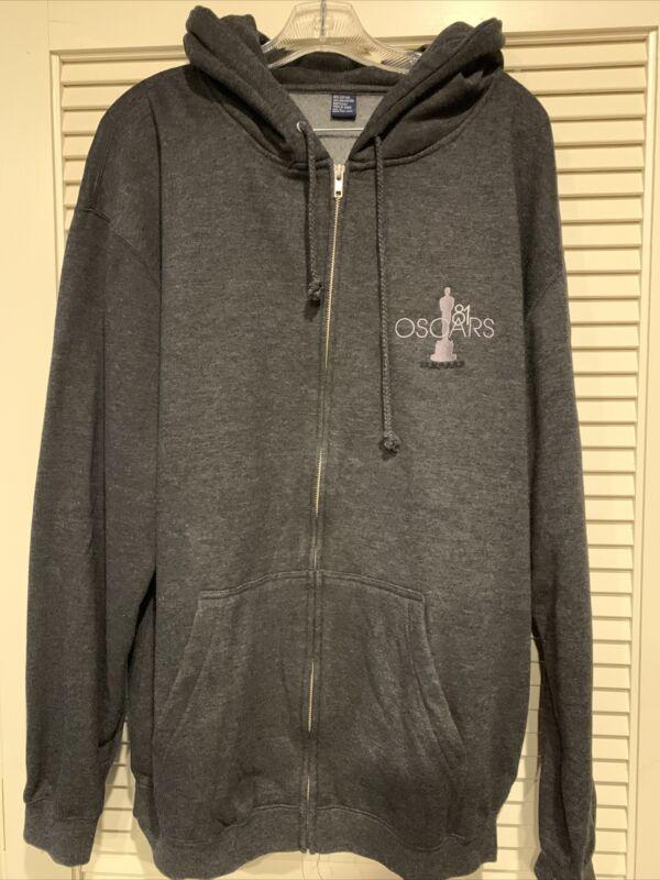1981 OSCARS 53rd Academy Awards  Promo Large Sweatshirt Gray pullover sweatshirt