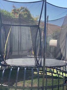 Vuly thunder pro trampoline xl