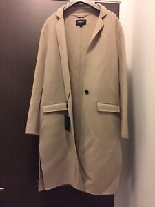 Mackage Wool Coat - BRAND NEW WITH TAGS