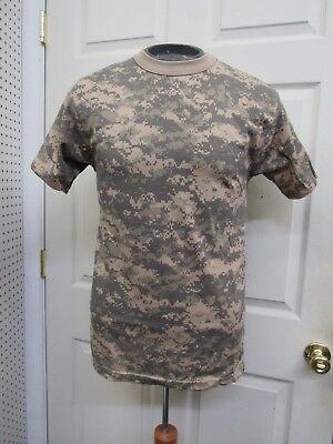 (New Army ACU Digital Camo Camouflage Short Sleeve T-shirt Rothco )