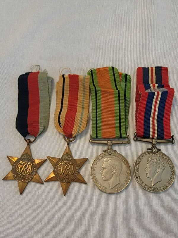 Great Britain WW2 Medal Collection
