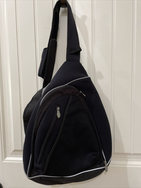 Beseler Camera Sling Backpack Bag Black