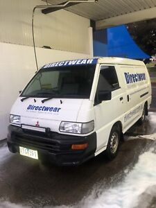 2009 Mitsubishi Express Mwb 5 Sp Manual Van