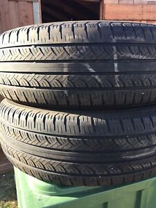 p225/65/17 inch All Season Tires / GOOD DEAL