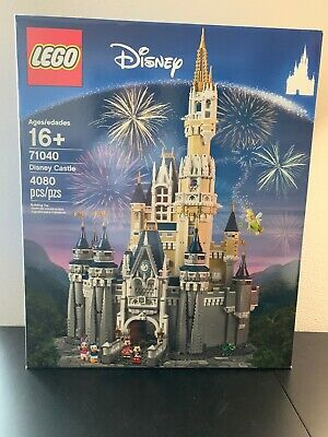 LEGO - 71040 Disney Castle 4080 pieces New Factory Sealed