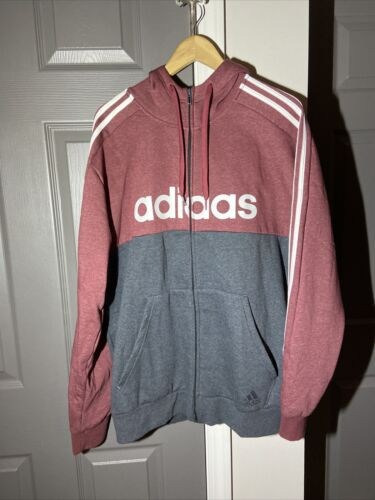 Adidas Zip Hoodie Brand New Never Worn Mens XL - $35.00
