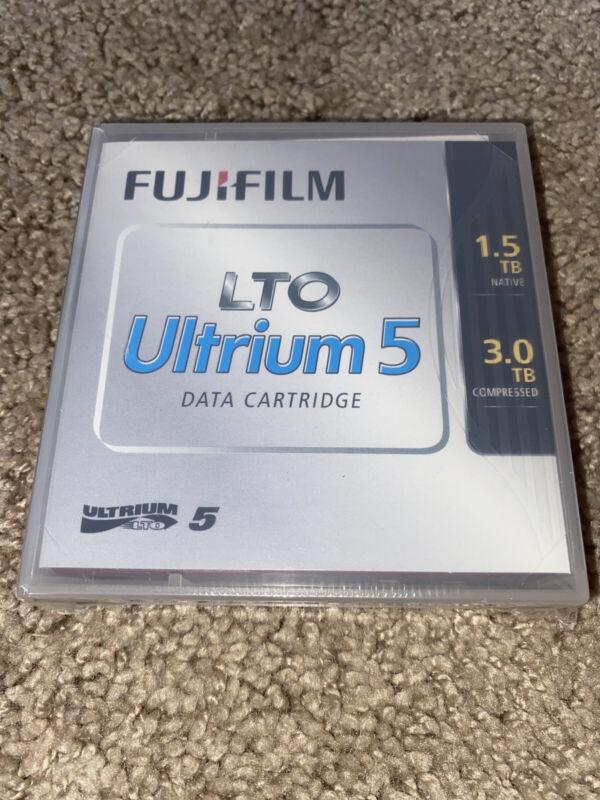 12- Fujifilm LTO-5 Ultrium 5 1.5TB / 3.0TB Data Cartridge