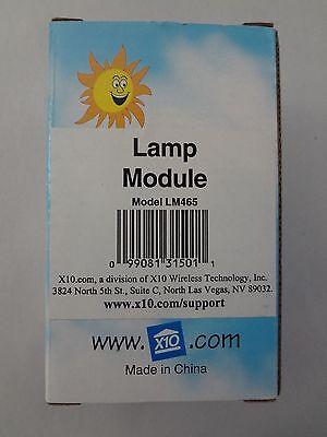 X10 Lamp Module Model LM465