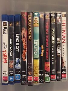 Classic DVDs and PS3 Games - $2 each Karama Darwin City Preview