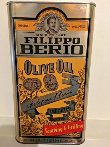 ~ FILIPPO BERIO OLIVE OIL ~ 101.4 FL.OZ. ~ Sautéing & Grilling ~
