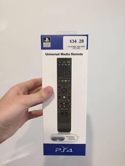 PS4 Universal Media Remote   Brand New
