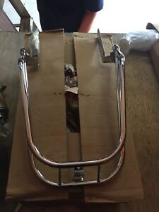 Front fender chrome trim, suzuki vl1500lc