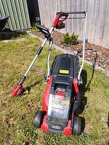 Ozito 18v lawn mower and whipper snipper Oakdowns Clarence Area Preview
