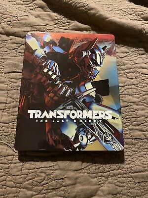 Transformers The Last Knight Steelbook (4K UHD/Bluray)